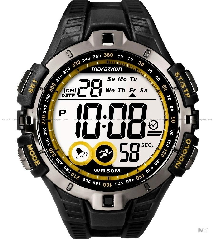 TIMEX T5K421 (M) Marathon Digital Wa (end 9/18/2018 8:39 PM)