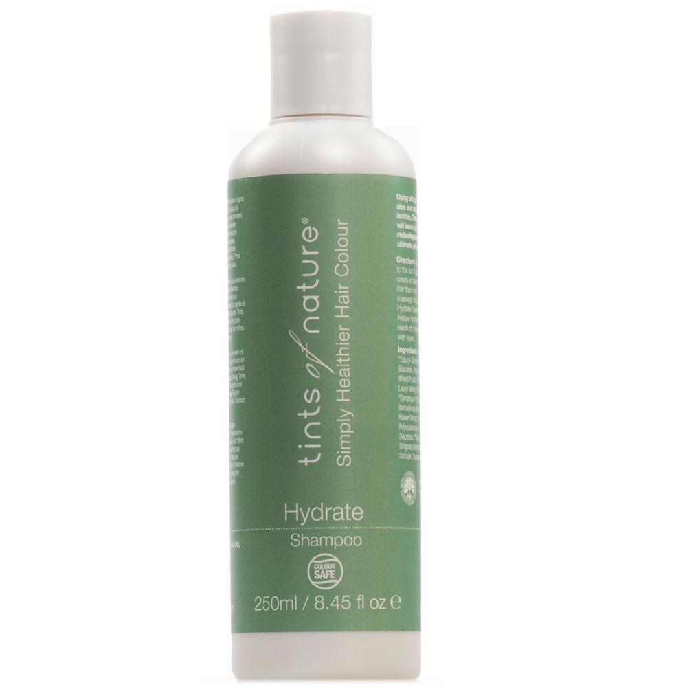 Tints of Nature Organic Hydrate Shampoo 250ml (No SLS & No parabens)