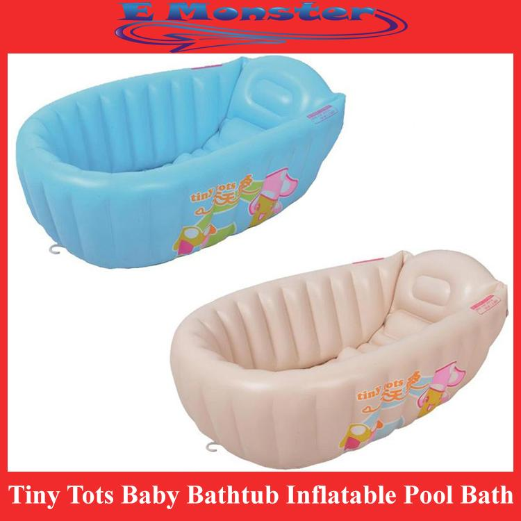 tiny tots baby bathtub inflatable p end 11 26 2018 3 15 pm. Black Bedroom Furniture Sets. Home Design Ideas