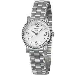 Tissot T028.210.11.117.00 Ladies T-Classic Stylish-T Watch