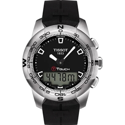 Tissot T047.420.17.051.00 Gents Touch Collection T-Touch II Watch