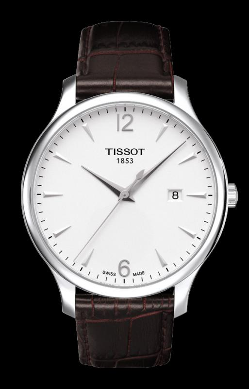Tissot Tradition Silver Tradition Silver Index