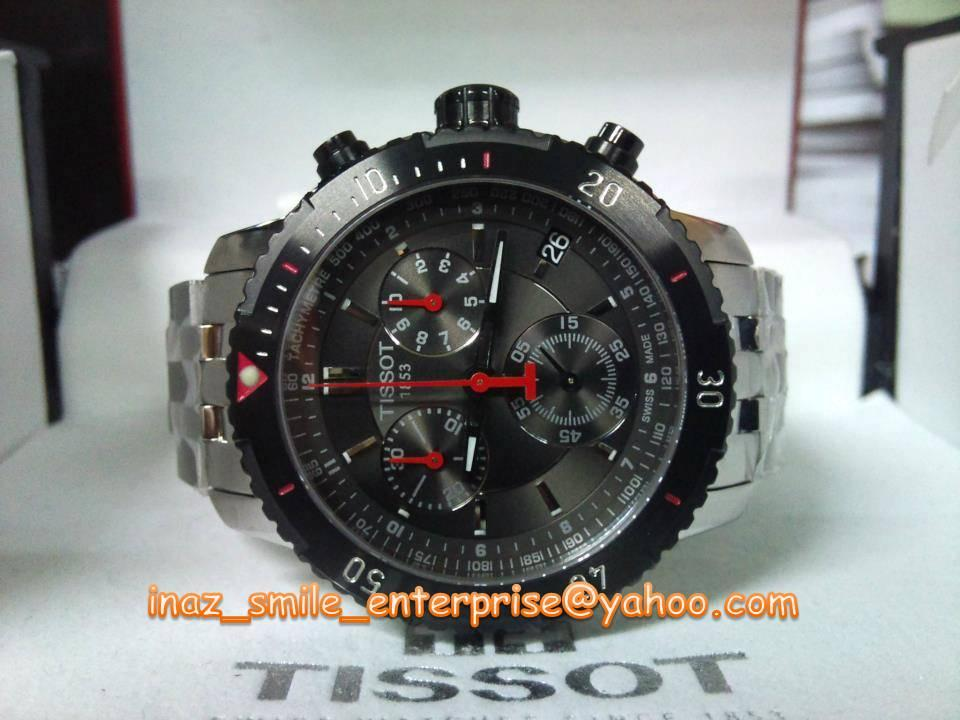Tissot Watches For Men Sport T0674172105100 Prs 200 Mens
