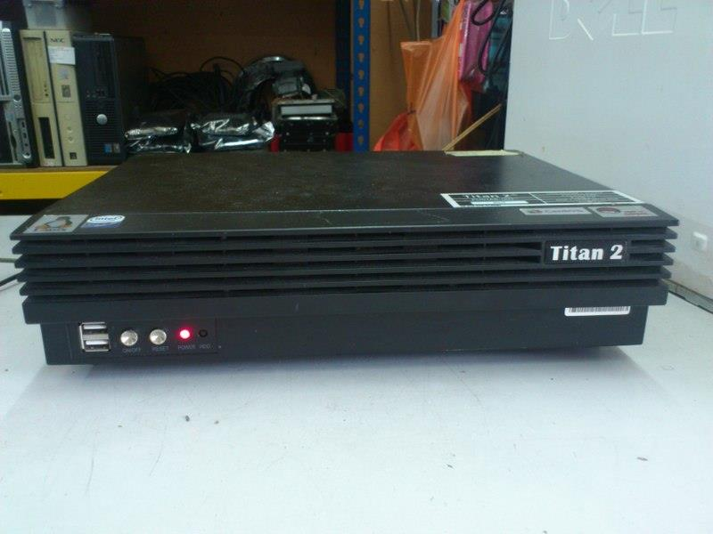 Titan 2 POSTAR-009 Intel T2080 DC Mini  Desktop PC 250615
