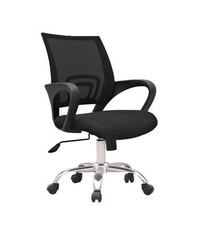 Titan-C12 Business Office Chair Sturdy Swivel Mesh Back