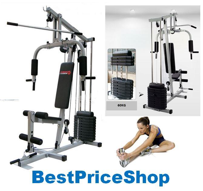 Tlst multi function home gym stat end pm