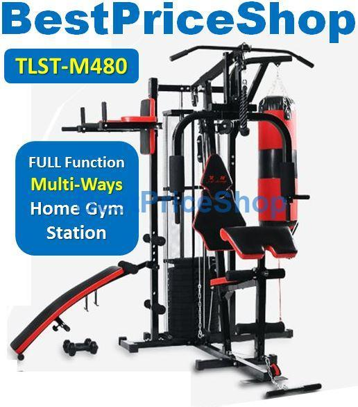 Home Exercise Equipment Price: TLST-M480 MultiWay All Function Home (end 8/30/2017 1:37 PM