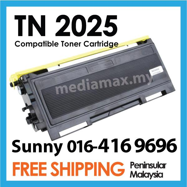 TN 2025 2050 Brother Compatible MFC7220 MFC7225N MFC7420 MFC7820N