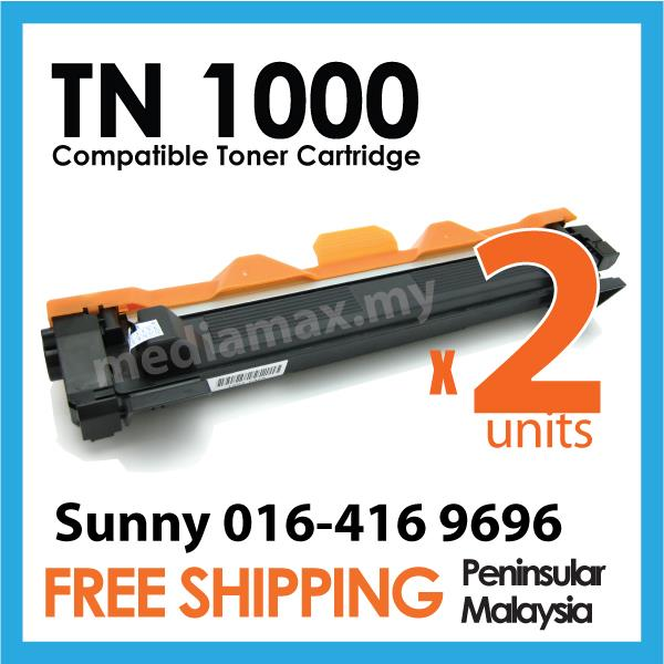 TN1000 Brother Compatoble HL 1110/1112/1112A/DCP 1510/1512 Laser Toner
