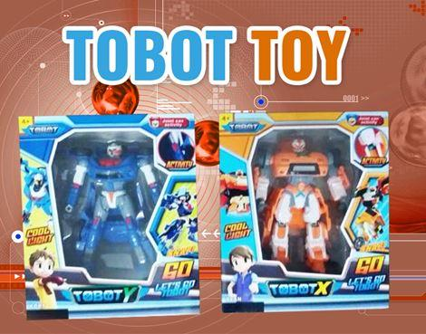 TOBOT TOY ( PLEASE CHOOSE X OR Y )