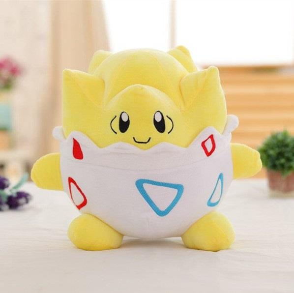 Togepi Squirtle Pokemon Go Pikachu Soft Toys Snorlax Evee Dragonite