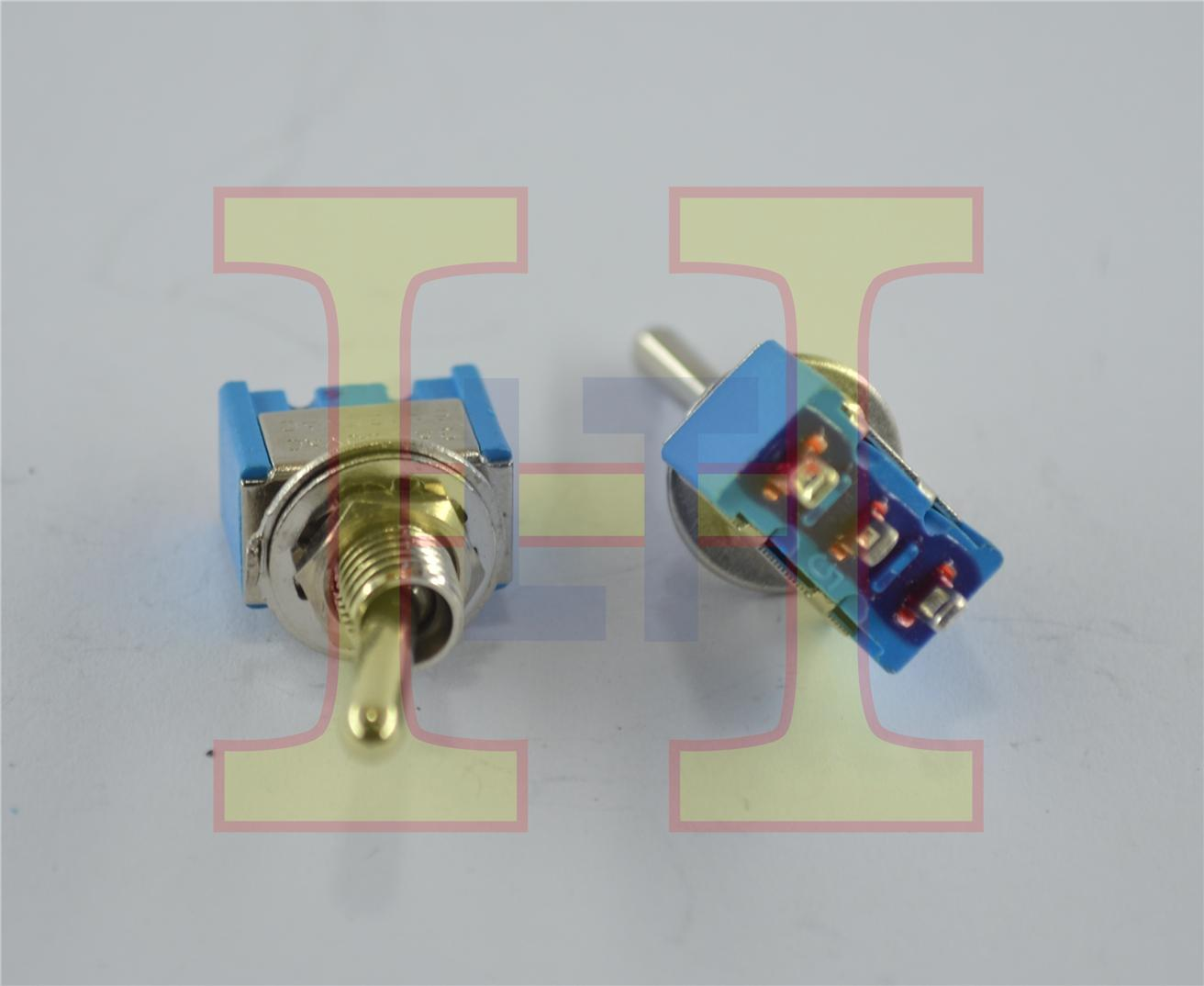 TOGGLE SWITCH S 2 WAYS (3 PINS)