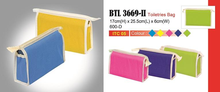Toiletries Bag BTL 3669-II