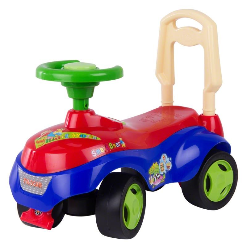 Tolocar Push Car With Horn, Only for Peninsular