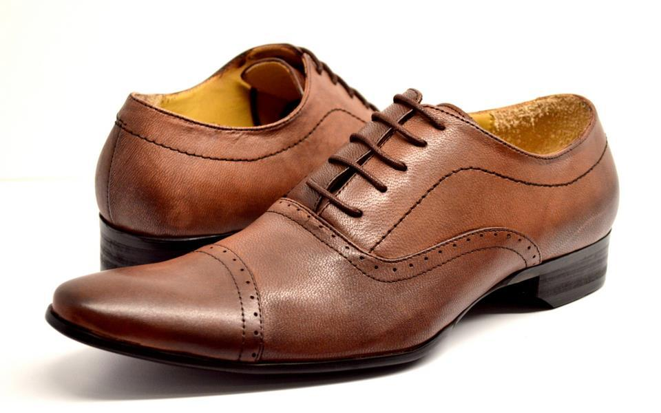 can you colour leather shoes