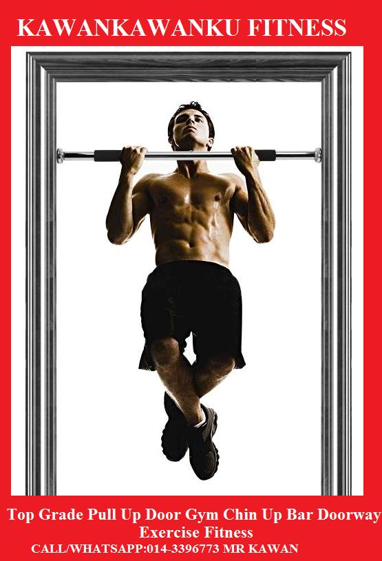 Top Grade Pull Up Door Gym Chin Up Bar Doorway Exercise Fitness