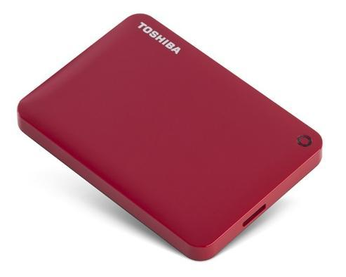 TOSHIBA CANVIO CONNECT II 2TB PORTABLE HDD (HDTC820A)