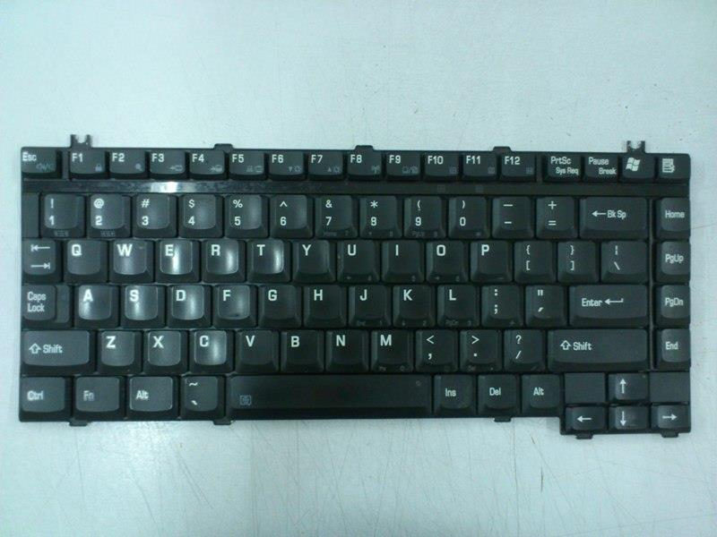 Toshiba Satellite M100 Notebook Keyboard 061113