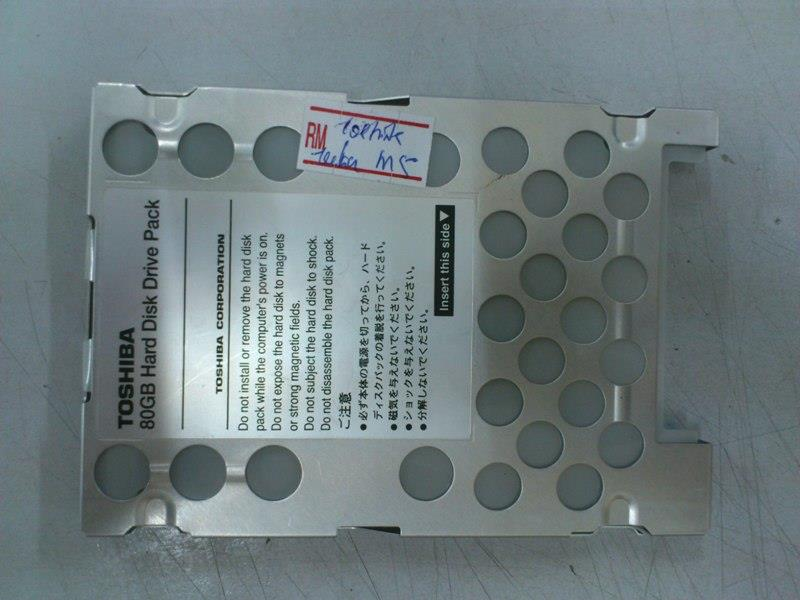 Toshiba Tecra M5 Notebook Hard Disk Bracket 061213