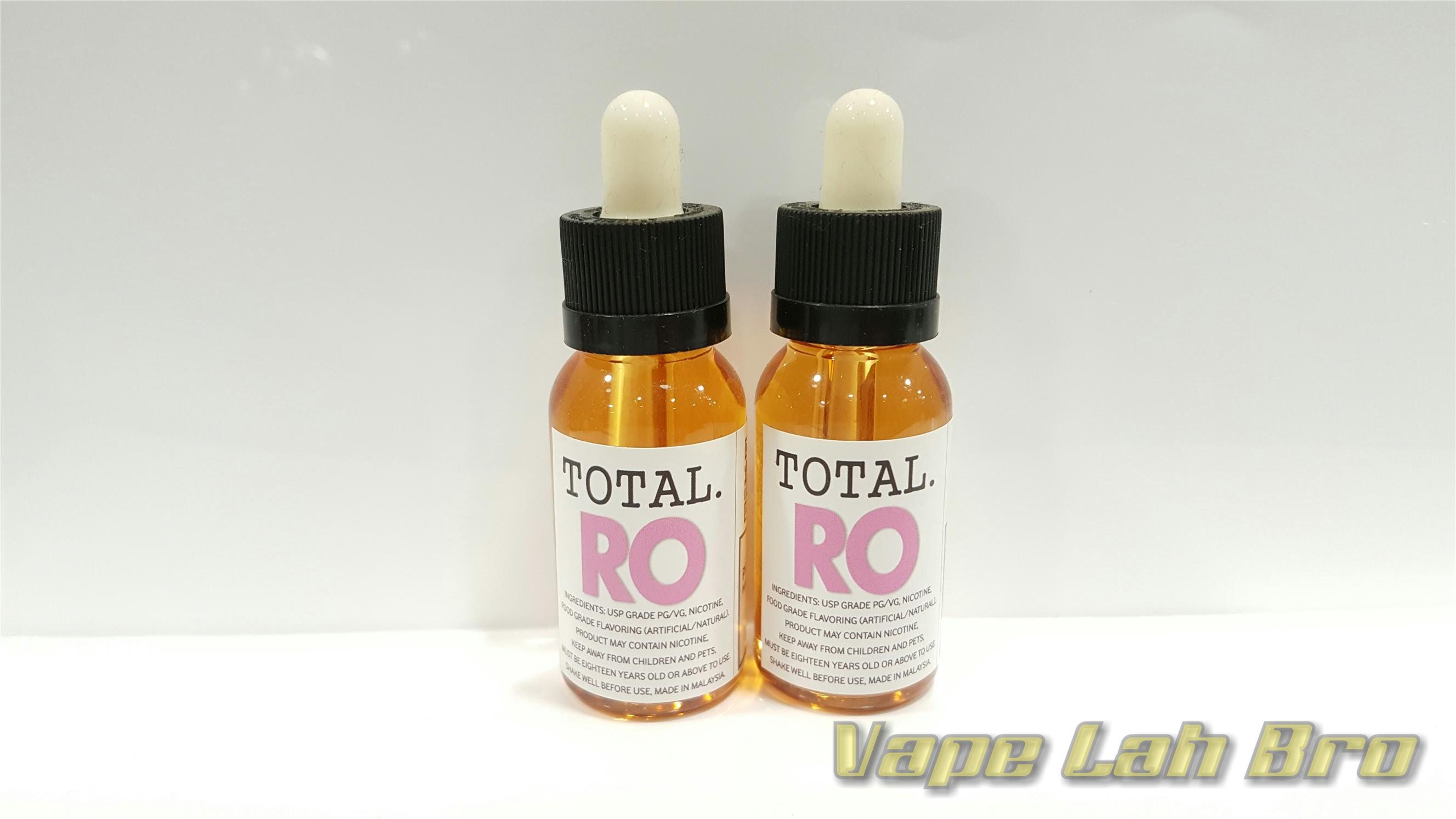 Total - BA LOCAL VAPE E LIQUID