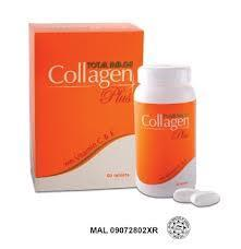 Total Image Collagen Plus With Vitamin C & E 2Bot x 60's