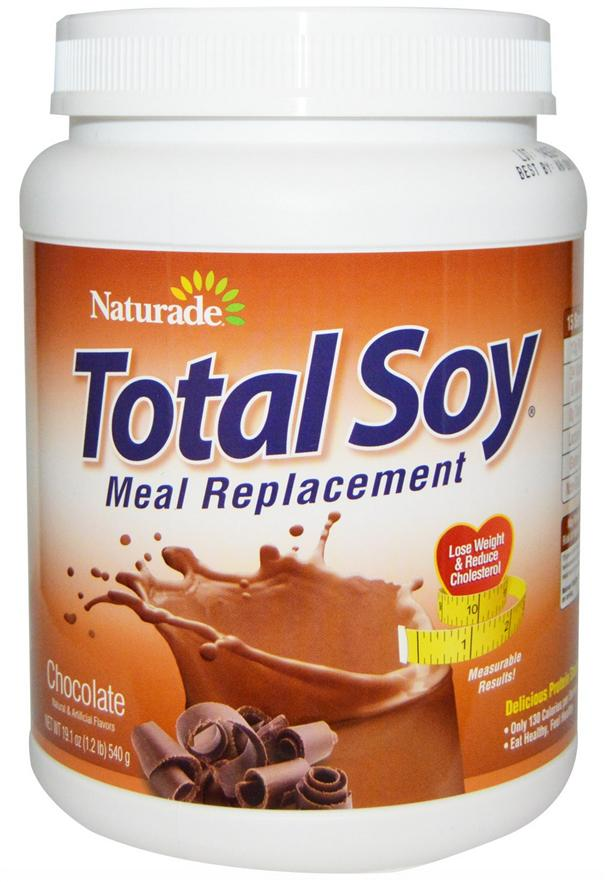 weight loss with soy protein shakes