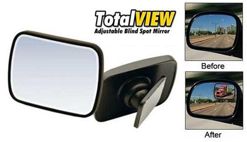 Image result for Total View Adjustable Spot Mirror