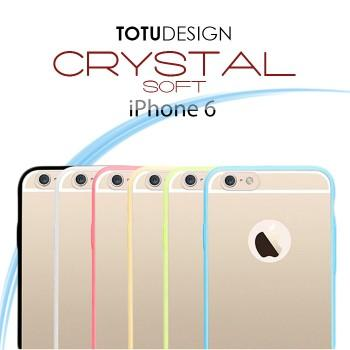 "Totu Crystal Soft Series Smartphone Case for iPhone 6 (4.7"")"