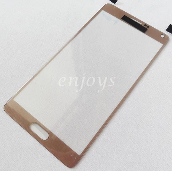 NEW Touch Screen Digitizer Glass Samsung Galaxy Note 4 N910C ~GOLD
