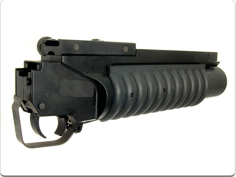 TOY M203 GRENADE LAUNCHER (SHORT)