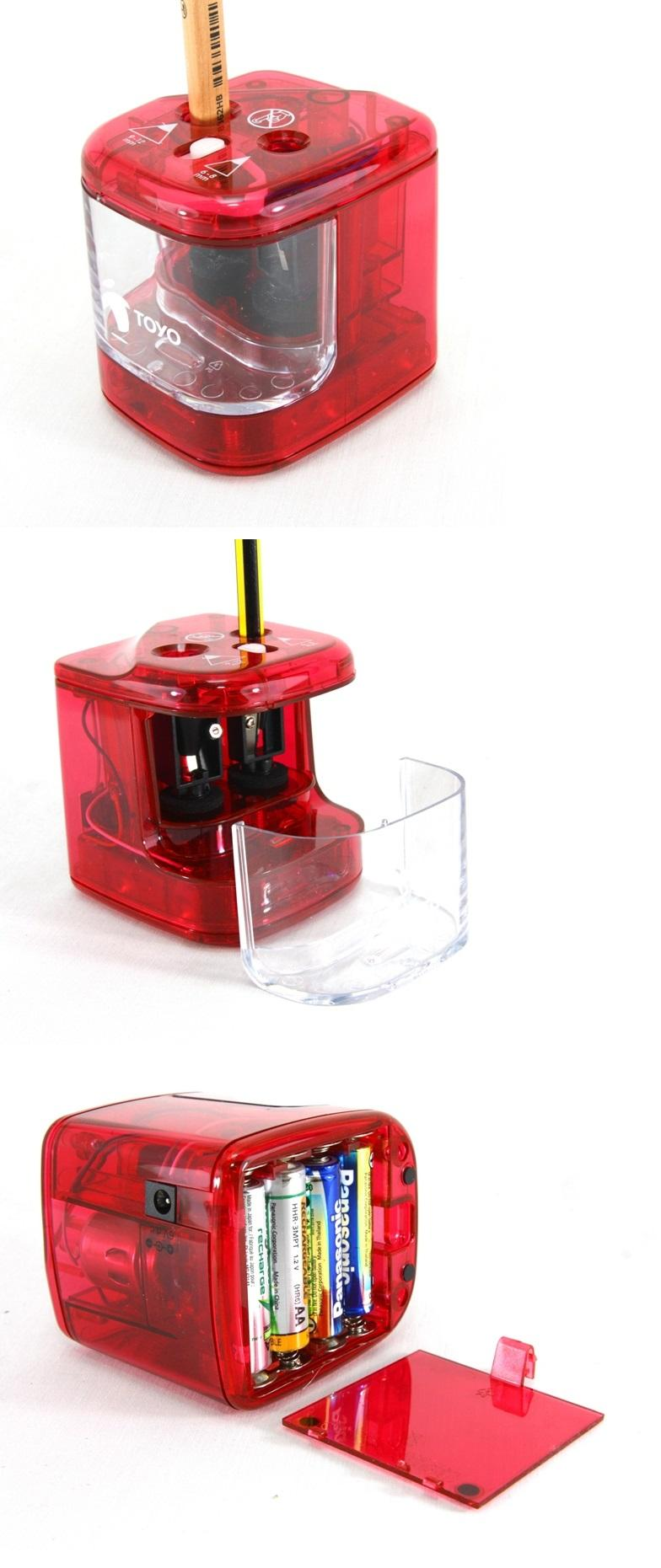 how to open electric pencil sharpener 34462