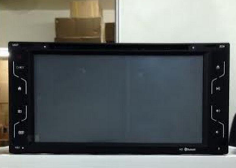 TOYOTA '14 OEM 7 inch DVD Player Full HD Touch Screen USB Bluetooth