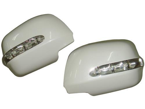 Toyota Alphard `03 Door Mirror Cover W/ Light Painted ( Taiwan )[TY18-