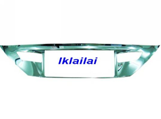 Toyota  Alphard `08 ANH-20  Licence Plate Chrome Cover [TY82-NP01-U]