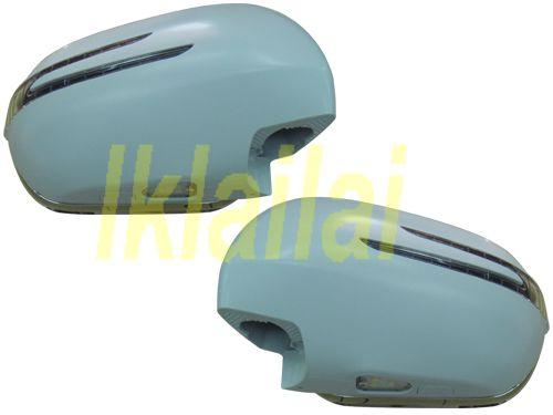 Toyota Alphard `08 Door Mirror Cover W/ Light (arrow type) + Manner Li