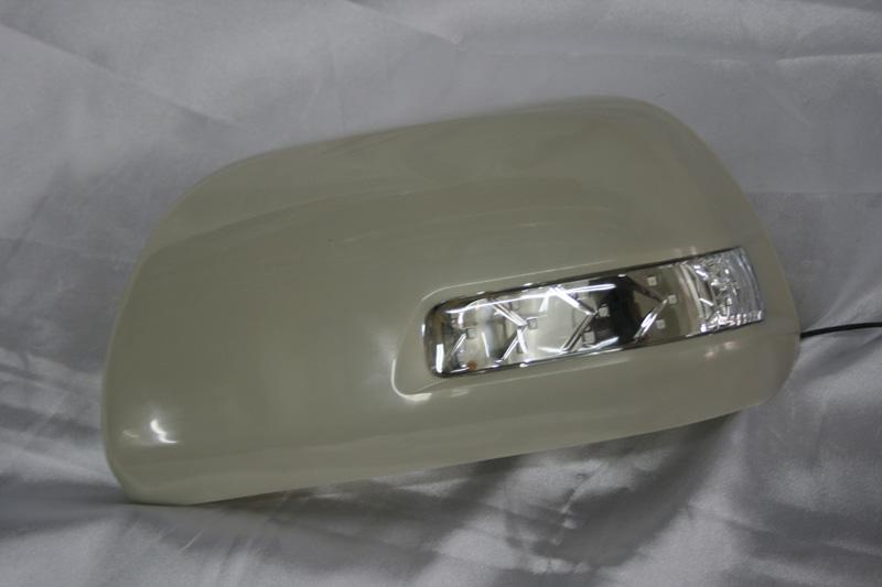 Toyota Alphard / Estima 08 LED Side Mirror Cover