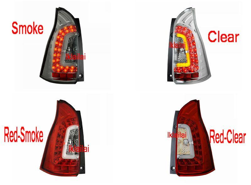 Toyota Avanza '11 LED Light Bar Tail Lamp