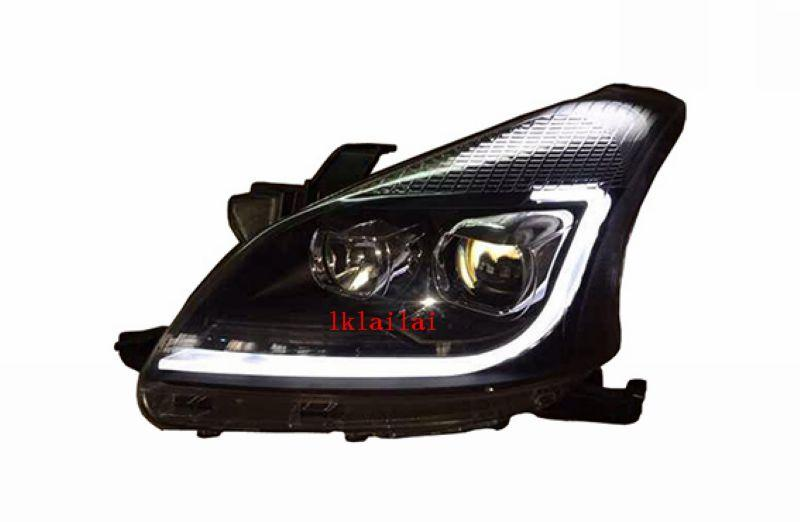 Toyota Avanza '12-14 LED DRL R8 Projector Head Lamp