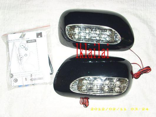TOYOTA Avanza / Vios / Camry / Altis LED Signal Side Mirror Cover