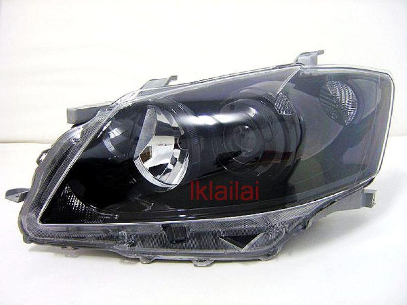 Toyota Camry '06-08  Projector Head Lamp Black