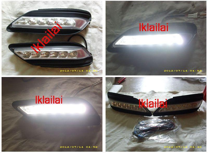 Toyota Camry 06-09 LED Daylight Fog Lamp / Spot Light