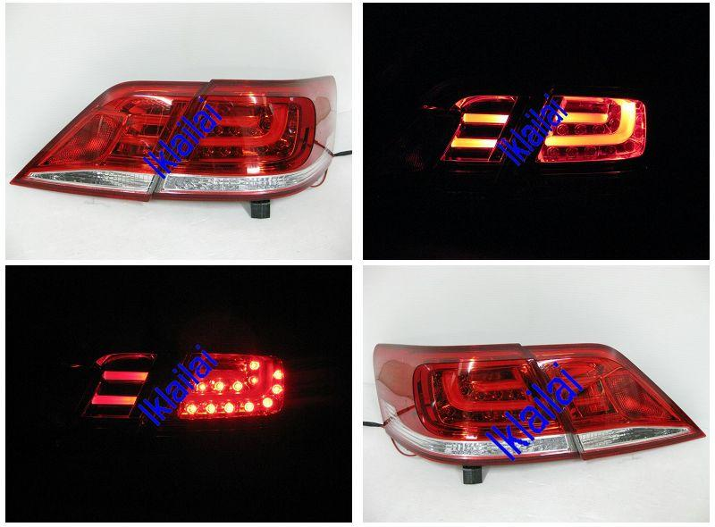 Toyota Camry '06-11 ACV40 LED Light Bar Tail Lamp