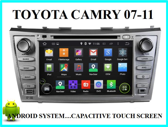 toyota camry 07 11 touch screen car end 9 3 2017 6 34 pm. Black Bedroom Furniture Sets. Home Design Ideas