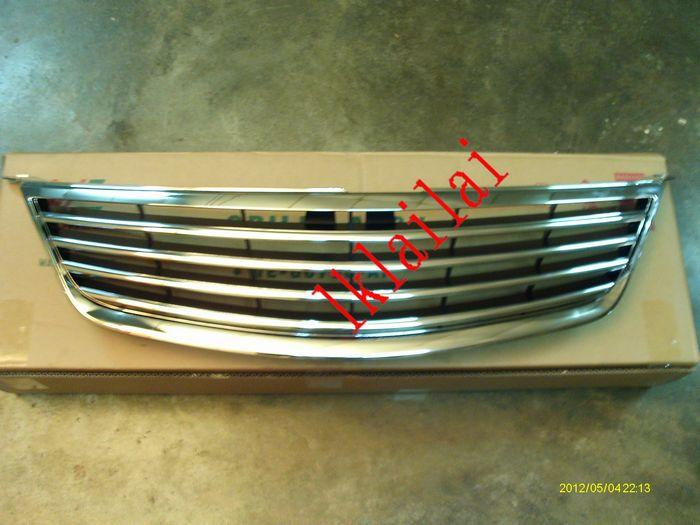 Toyota Camry `07 ACV40 Front Grille Chrome [TY63-FG01-U]