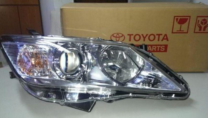 Toyota Camry '12  Projector Head Lamp 1-Side