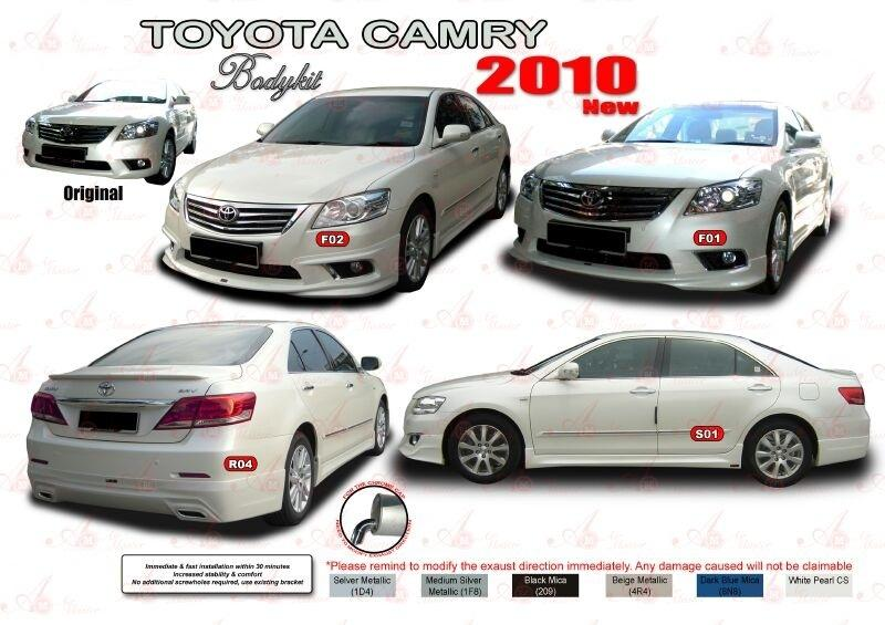 toyota camry 2010 for sale in malaysia. Black Bedroom Furniture Sets. Home Design Ideas