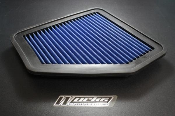 TOYOTA CAMRY 3.5 V6 2007 - 2011 WORKS ENGINEERING Drop In Air Filter