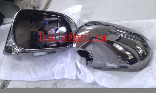 Toyota Estima `08 ACR50 Door Mirror Cover W/Light [arrow type]+Manner