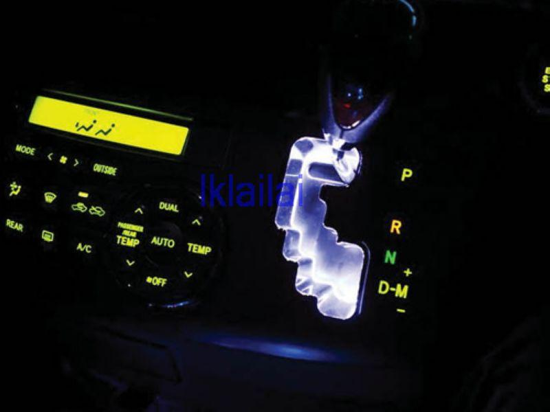 Toyota Estima `08 ACR50 LED Shift Panel