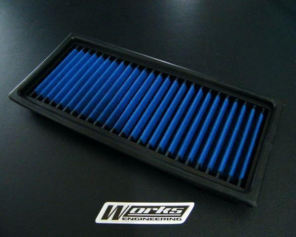 TOYOTA ESTIMA ACR30 3.0 V6 00-05 WORKS ENGINEERING Drop In Air Filter